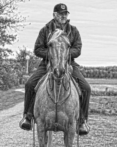 Gary&Whisper ~ 2015 Rideathon, Renfrew, ON