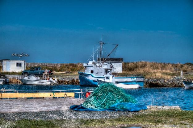 Ferryland Harbour, NL