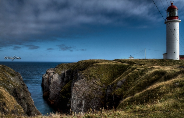 Cape Race, NL Location of the last transmission from the Titanic