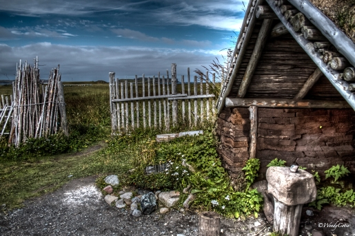 *Featured on theweathernetwork over Canada's 150th Birthday ~ L'anse aux Meadows ~ UNESCO World Heritage Site