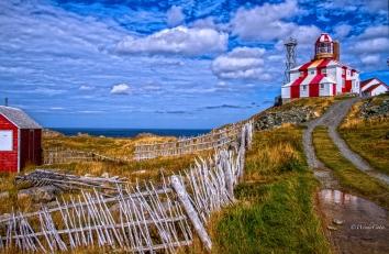 Bonavista Lighthouse, NL