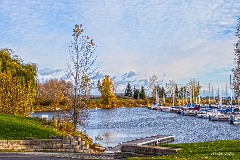 Fall@DickBellParkMarina, Ottawa